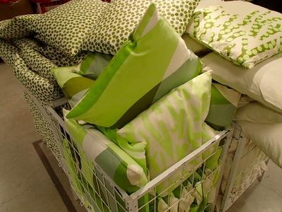 IKEAのグリーンのクッション_[0].jpg